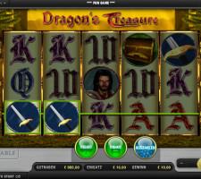 Dragon's Treasure kostenlos spielen