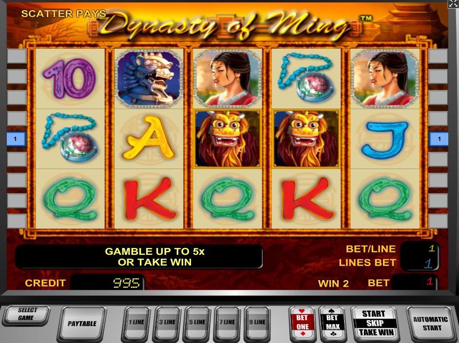 Spielen Dynasty Of Ming Slot Freispiele