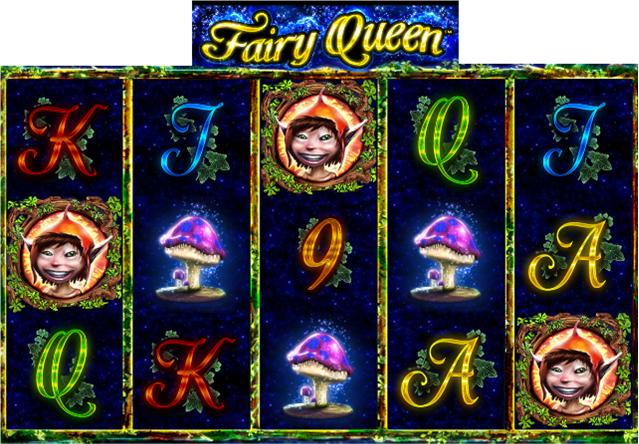 Fairy Queen gratis spielen