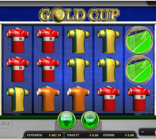 Gold Cup gratis spielen