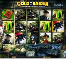Gold Raider gratis spielen