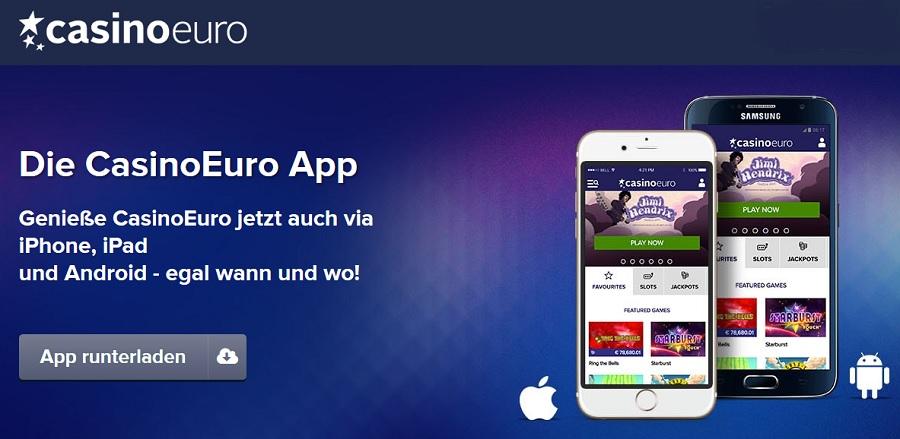 CasinoEuro-app