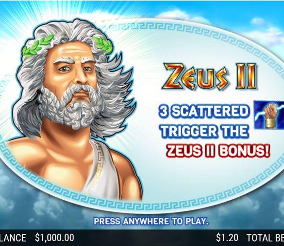 Zeus III gratis spielen